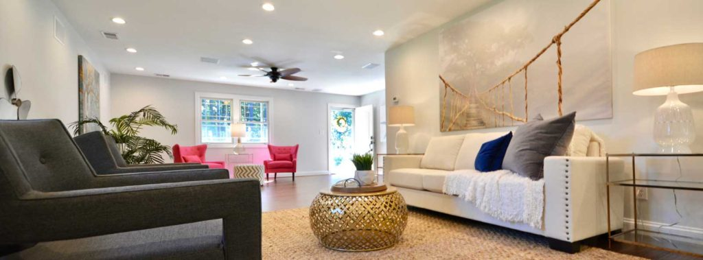 staged home